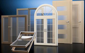 Kategoriebild Fenster + Türen