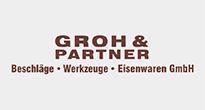 Logo der Firma Groh & Partner