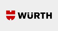 Logo der Firma Würth